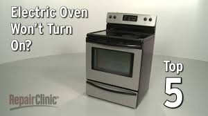 Whirlpool Oven Won T Light Top Reasons Oven Wont Turn On Electric Oven Troubleshooting