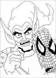 Our spiderman coloring pages are a simple and easy way to encourage and enhance creative expression. Spiderman 085 Coloring Page