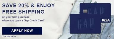I found out by embarrass myself in the store when it was declined. The Gap Credit Cards And Rewards Program Worth It 2021