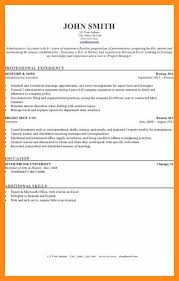 12 13 Chicago Style Resume Template Lascazuelasphilly Com
