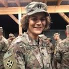 Army Capt. Alivia Stehlik