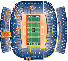 Auburn Jordan Hare Seating Chart Public Officials At The Iron Bowl Use Interactive Seating