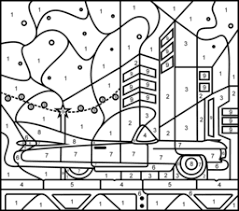 Small Picture Elvis Car Coloring Page Printables Apps for Kids