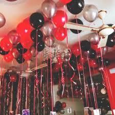 balloon decoration for birthdays
