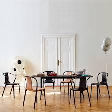 Belleville Chair Plastic Von Vitra Im Shop