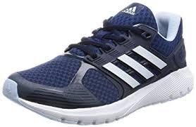 adidas 8. adidas women\u0027s duramo 8 running shoes, blue (mystery /ftwr white/easy