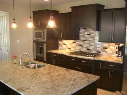 lovely decoration kitchen backsplash ideas for dark cabinets laminate countertops