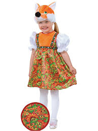 <b>Карнавальные костюмы</b> Премиум класса <b>Jeanees</b> для девочек.