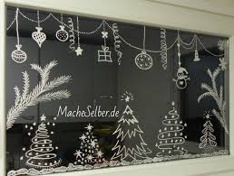 Weihnachtsdeko Für Fenster Mache Selber