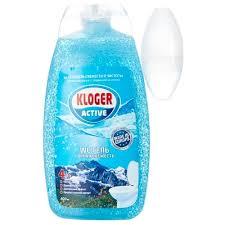 <b>Kloger</b> гель для туалета с <b>подвеской</b> на <b>унитаз</b> Горная свежесть