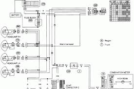 nissan d21 wiring diagram nissan image wiring diagram nissan pickup wiring diagrams nissan auto wiring diagram schematic on nissan d21 wiring diagram