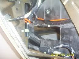 1999 ford windstar blend door cracked in the heater core box 3 2000 expedition heater core replacement cost blend door cracked in the heater core box