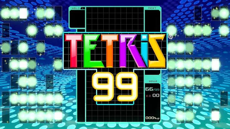 game online terbaru tetris 99