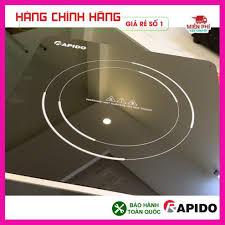 BẾP TỪ ĐƠN RAPIDO RI2000ES, BẾP ĐIỆN TỪ RAPIDO RI2000ES, bảo hành toàn  quốc, tiết kiệm điện năng, thiết kế sang trọng, Giá tháng 11/2020