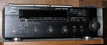 vintage yamaha receiver. yamaha rx-v490 stereo a/v receiver vintage