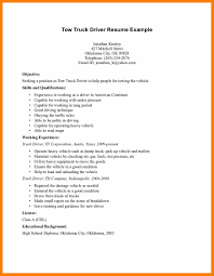 8 Cdl Driver Resume Samples Weekly Template