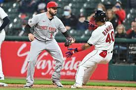 Cleveland no-hit by Wade Miley ...