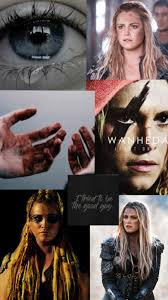 A place for fans of clarke griffin to view, download, share, and discuss their favorite images, icons, photos and wallpapers. Clarke Griffin Wanheda Clarke The 100 The 100 Luna The 100