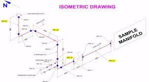 Isometric Pipe Design How To Read Isometric Drawing Welding Inspectors