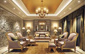 traditional house interior design