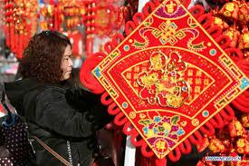 Spring Festival Pre Spring Festival Preparations Across China Xinhua English News Cn