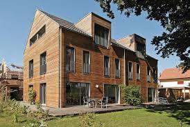 Verwitterte Holzfassaden Traumhaus