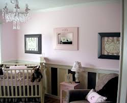 Nursery with Unexpected Color
