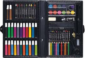 coloring sets. Simple Sets Revolutionary DesignCartoon Nontoxic 86pcs Art Coloring Set Environmentfriendly To Coloring Sets O