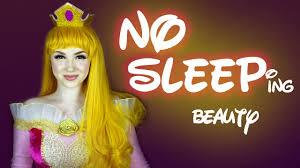no sleeping beauty makeup tutorial glam gore disney princess beauty beauty