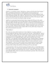 strategic management at apple inc  23 6