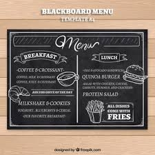 breakfast menu template breakfast menu vectors photos and psd files free download