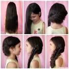 Причёска в школу на каждый день фото