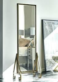silver floor mirror. Modren Mirror Contemporary Floor Mirror Style  Black Finish Modern To Silver Floor Mirror