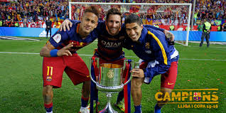 Goals Bt Ween Messi And Neymar Jr Messi Suárez and Neymar Jr end season with 24 goals FC Barcelona 21 115616