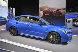 2018 subaru price. beautiful subaru 2018 subaru wrx and sti live from detroit inside subaru price