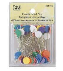 Quilting Tools - Shop Quilting & Batting Tools | JOANN & Flower Head Pins-75/Pkg Adamdwight.com
