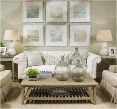 coastal living room to red style over the couch floor lamp