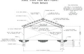 free pole barn plans with material list pole barn plans modern house plans medium size pole