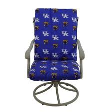 college covers cky wildcats 2 piece chair cushion