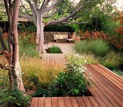 Wood patio ideas Modern 30 Ideas To Use Wood Decking On Patios And Terraces Garden Decors 30 Ideas To Use Wood Decking On Patios And Terraces Shelterness