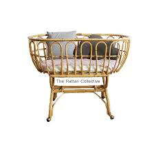 Expecting a baby? Check our full range of rattan bassinets at The ...