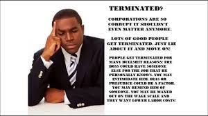 is being terminated from your job really as bad as society claims is being terminated from your job really as bad as society claims it is