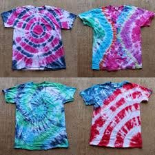 tulip tie dye is the best dye it s one step process makes it so easy to use dyes are permanent and color fast so they wont fade in the wash