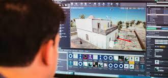 Video Game Designer Years Of College Interactive Media Game Development Academics Wpi