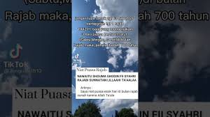 Semangat untuk mendapatkan fadilah ini yang mendorong keterangan yang sama juga disampaikan oleh imam ibnu rajab. 1zfqxig9yyxsam