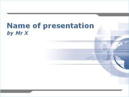 Free Powerpoint Backgrounds Templates Digital Earth Powerpoint Template