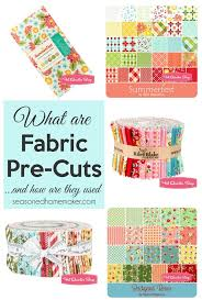 All About Fabric Pre-Cuts & Fabric pre-cuts make sewing quilts and other crafts a snap. I am taking Adamdwight.com