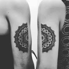 8 отличных идей парных татуировок для настоящих подруг очень интересно