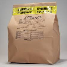 Image result for tagging evidence