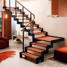 Фото красивых лестниц для частного дома